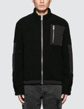 Misbhv Techno Fleece Jacket Picutre