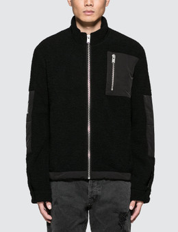 Misbhv Techno Fleece Jacket