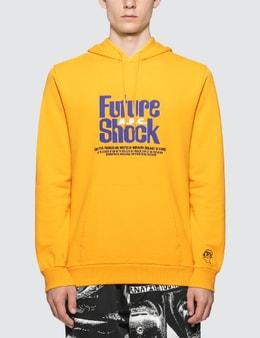 A.P.C. Future Shock Print Hoodie