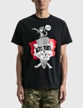 Icecream Icecream X Jun Inagawa T-shirt Black Unisex