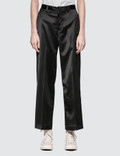 X-Girl Satin Stretch Wide Leg Pants Picture