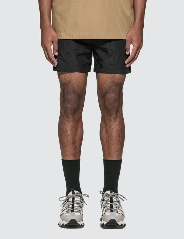 Burberry Logo Swim Shorts