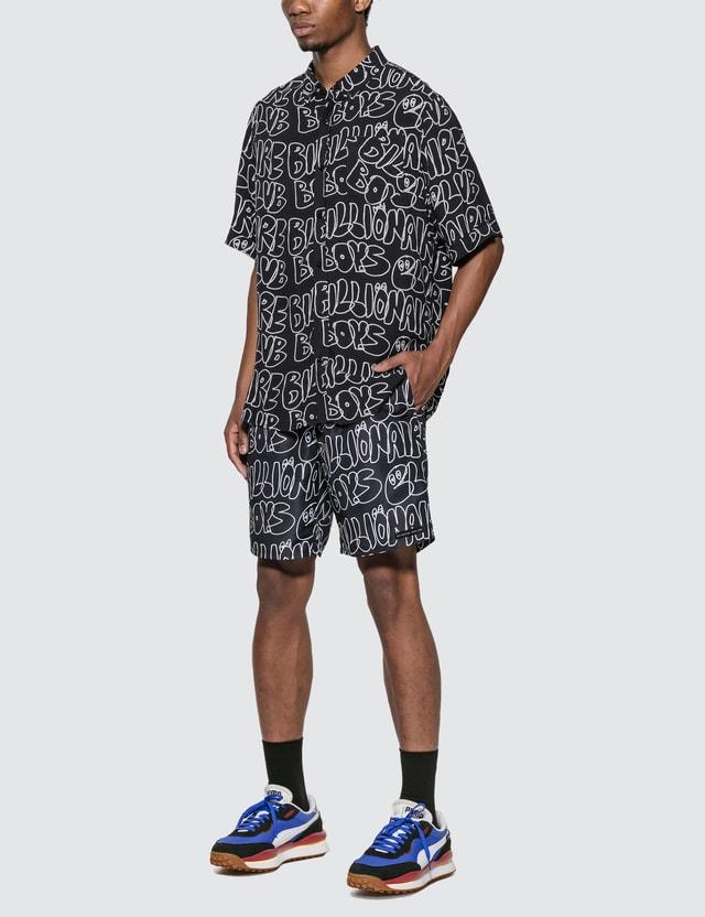 Billionaire Boys Club Billi Shorts Black Men