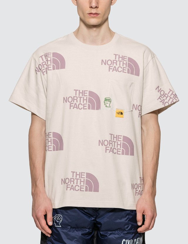 Brain Dead Brain Dead x The North Face Pocket T-shirt