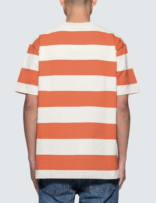 Norse Projects Johannes Wide Stripe S/S T-Shirt
