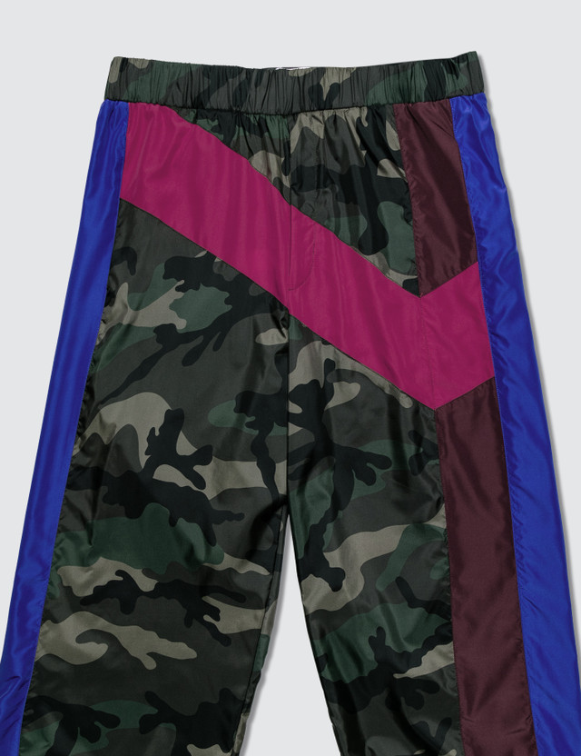 Valentino Print Trackpants