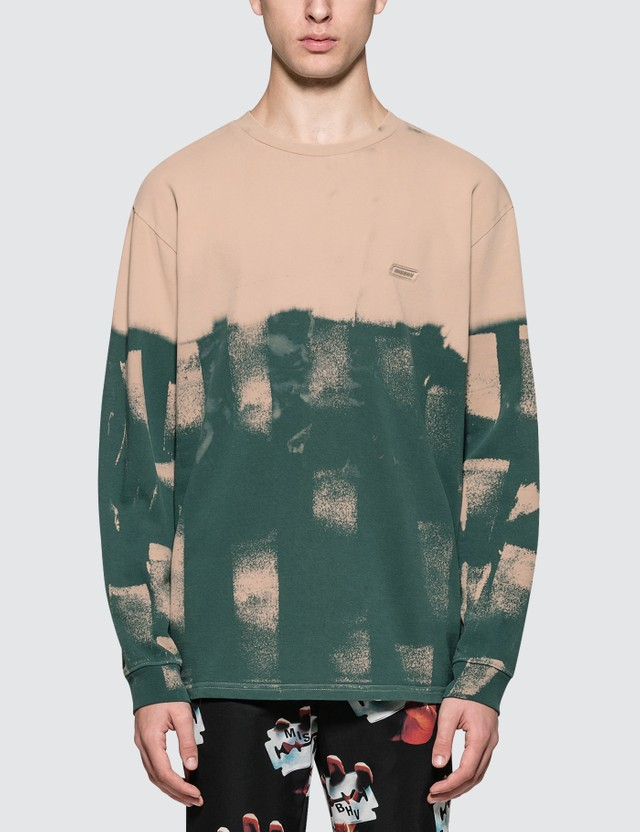 Misbhv Acid Logo Sweatshirt
