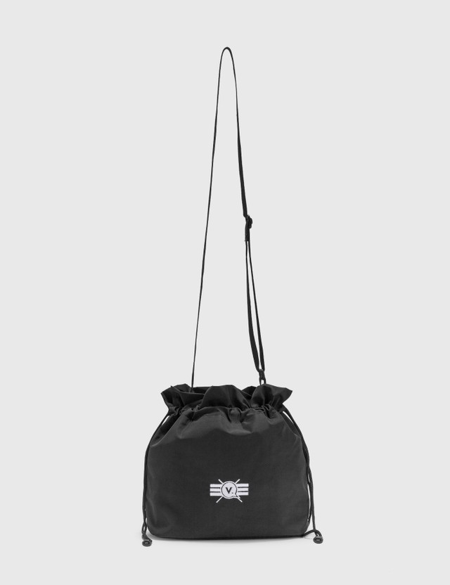 Kinjaz Vanquish X Kinjaz Shoulder Bags Black Men