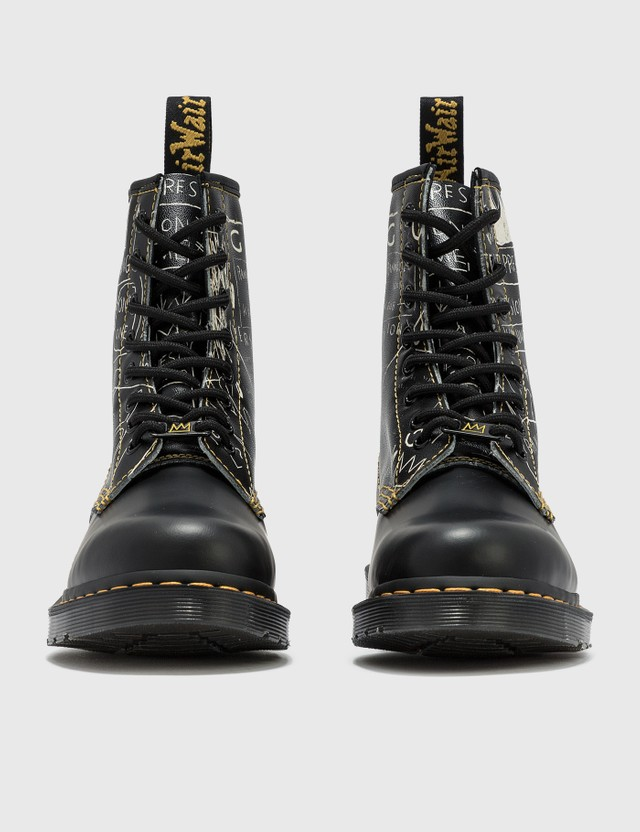 Dr. Martens 1460 Basquiat Leather Boots
