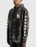 RIPNDIP 7 Days Hoodie Black Lightning Wash Men