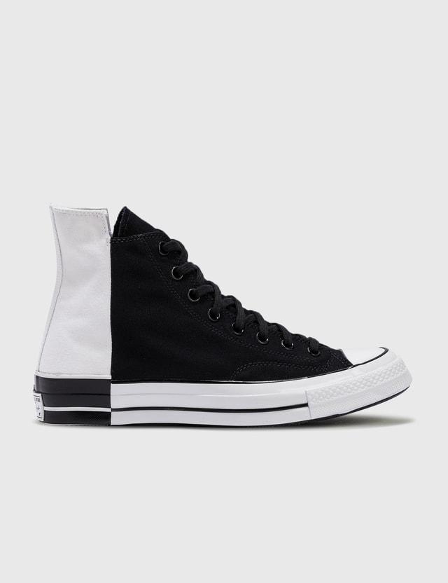 Converse Chuck 70 Hi Black/white/black Women