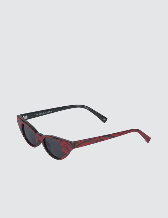 Le Specs The Breaker Sunglasses