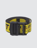 Off-White Industrial Belt Picture