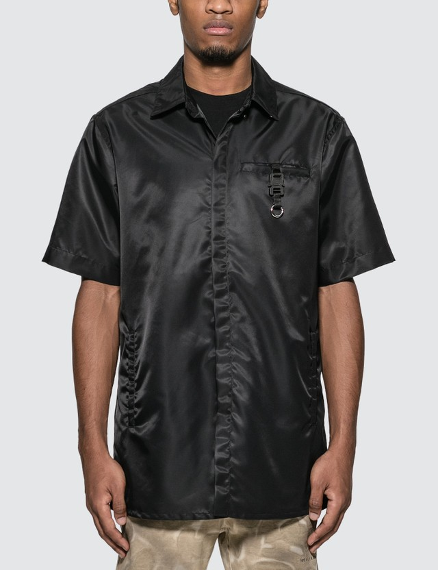 1017 ALYX 9SM Button Up Shirt With Buckle