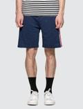 GCDS Logo Sweatpants Shorts Picture