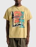 BoTT Shock T-shirt Mustard Men