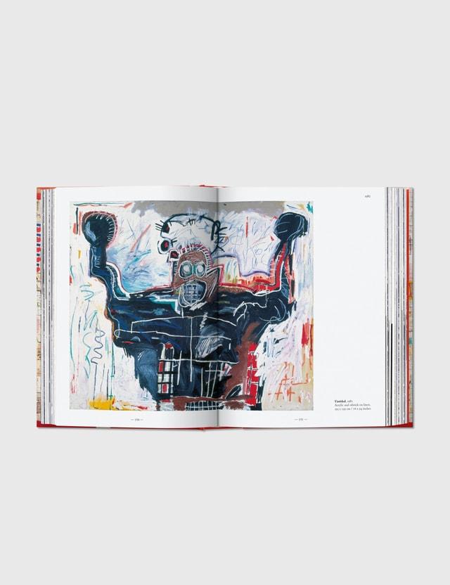 Taschen Jean-Michel Basquiat. 40th Anniversary Edition Beige Unisex