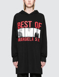 MM6 Maison Margiela Best Of Margiela Hoodie Picture