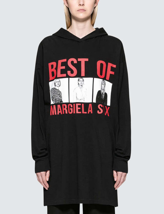 MM6 Maison Margiela Best Of Margiela Hoodie