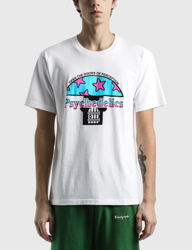 Good Morning Tapes Doors Of Perception T-shirt White Men