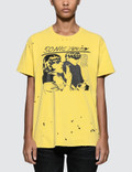 R13 Sonic Youth Boy Short Sleeve T-shirt Picutre