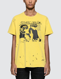 R13 Sonic Youth Boy Short Sleeve T-shirt