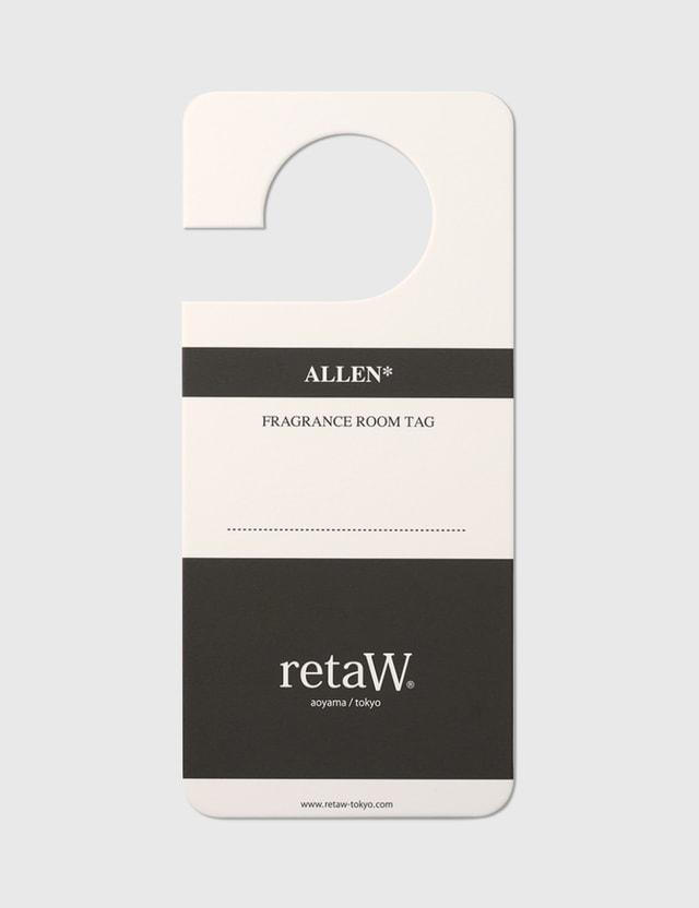 Retaw ALLEN* Fragrance Room Tag N/a Unisex