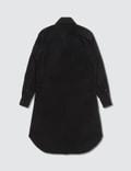 Y's Y's Black Long Shirt