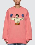 Ader Error Rocky Balboa Knitted Jumper Picture