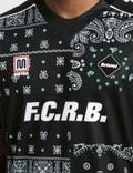 F.C. Real Bristol F.C. Real Bristol x Meyba Bandana Game Jersey Black Men