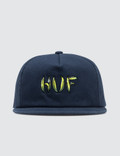 Huf Banana Snapback Hat Picutre