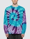 MKI Miyuki Zoku Tie Dye Long Sleeve T-shirt Picutre