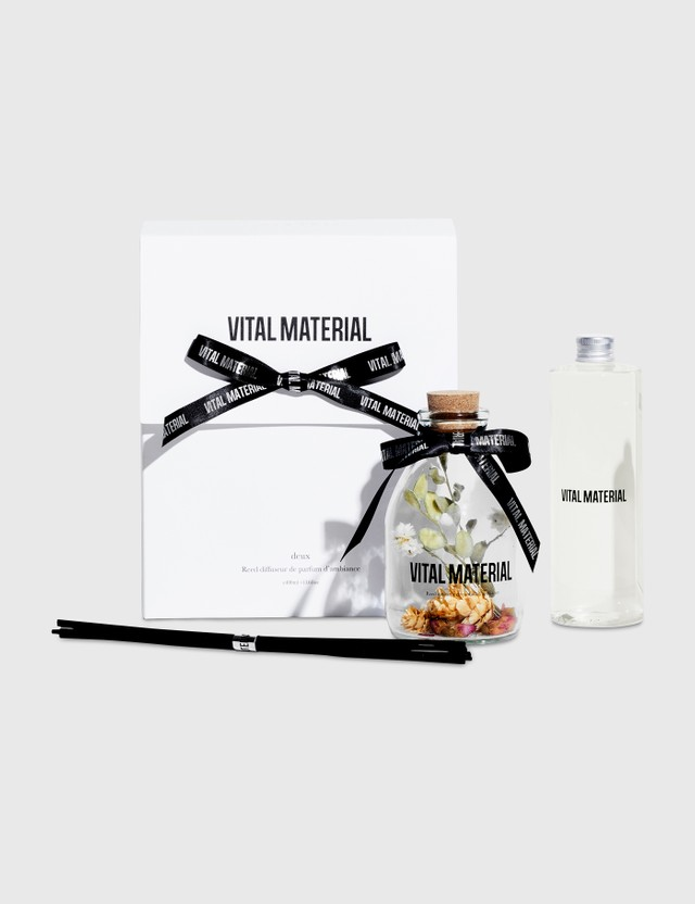 Vital Material Reed Diffuser Deux Clear Unisex