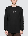 Polar Skate Co. Racing L/S T-Shirt Picture