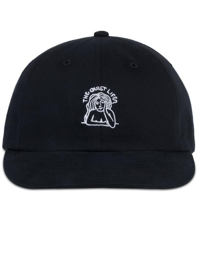 29e16a49e89b8 The Quiet Life - Smoking Girl Polo Cap