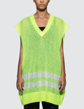 Maison Margiela Oversized Sleeveless Knit Pullover Picture