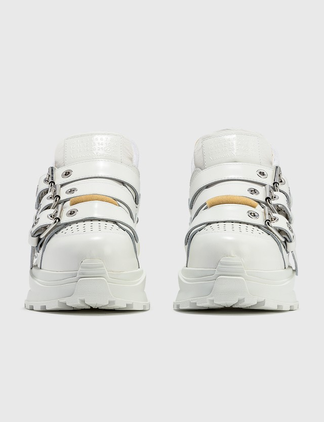 Maison Margiela Retro Fit Sandal White Women
