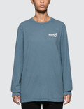RIPNDIP Great Wave Long Sleeve T-shirt Picture