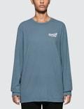 RIPNDIP Great Wave Long Sleeve T-shirt Picutre