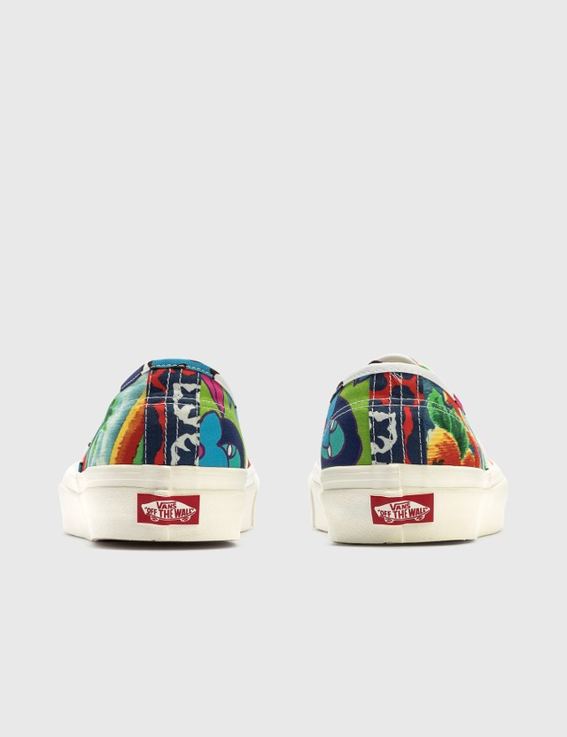 Vans 어센틱 44 DX (anaheim Factory) Hoffman Fabrics/floral Mix Men