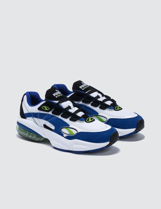 Puma Cell Venom Puma White/surf The Web Men