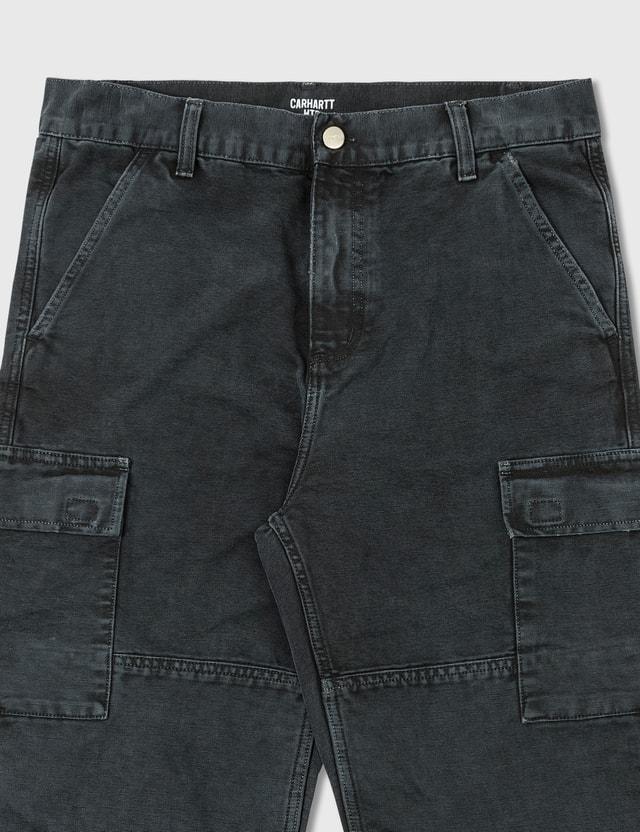 Carhartt Work In Progress Keyto Cargo Pants Black Men