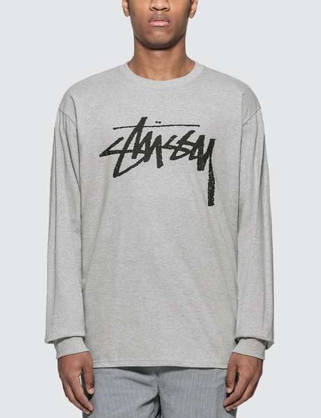 a334ecfc Stussy · Stock Long Sleeve T-shirt