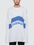 Napapijri x Martine Rose Siri L/S T-Shirt Picture