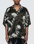 Mastermind World Skull Logo Vacation Shirt Picutre