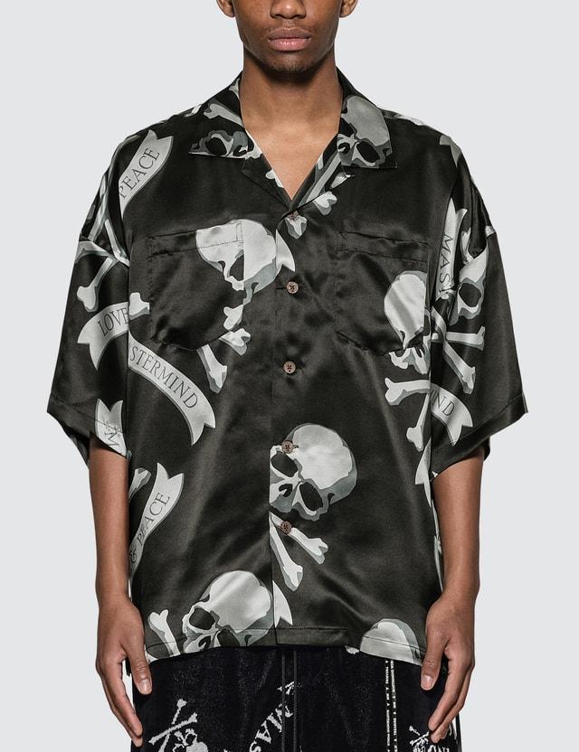 Mastermind World Skull Logo Vacation Shirt