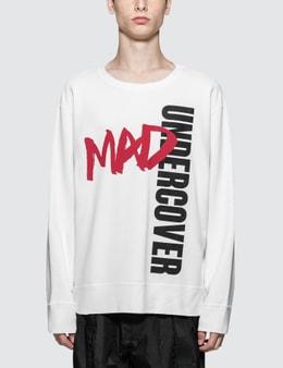 Undercover Mad Undercover Sweatshirt
