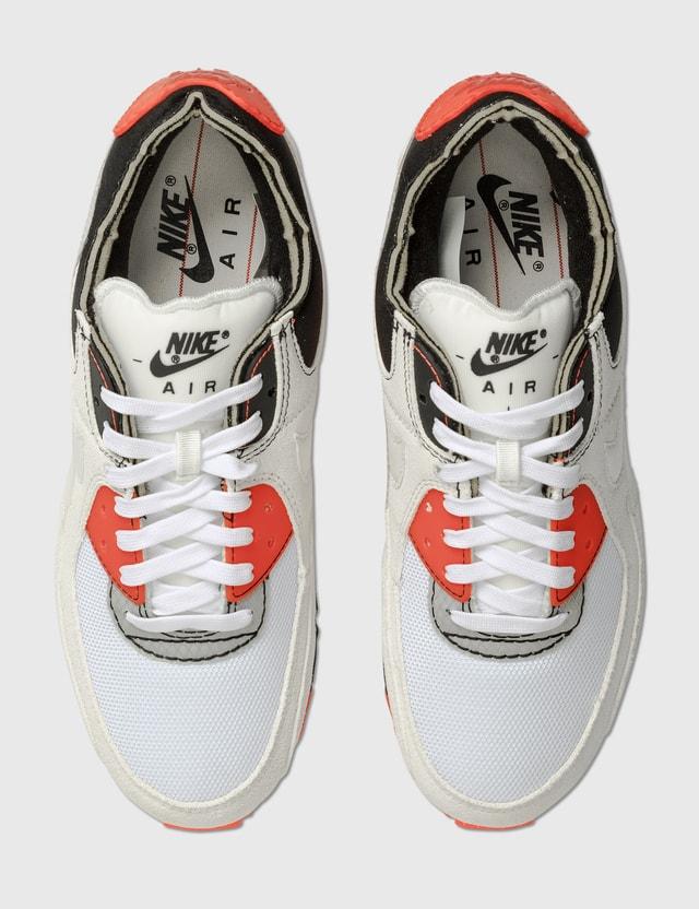 Nike Air Max III Premium White/white-black-bright Crimson Men