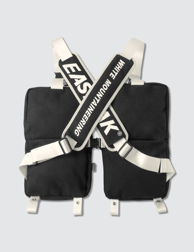 White Mountaineering White Mountaineering x Eastpak Multi Pocket Vest Bag