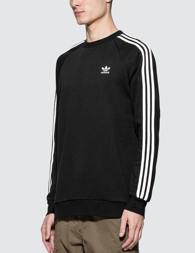 Adidas Originals 3-Stripes Crewneck Sweatshirt